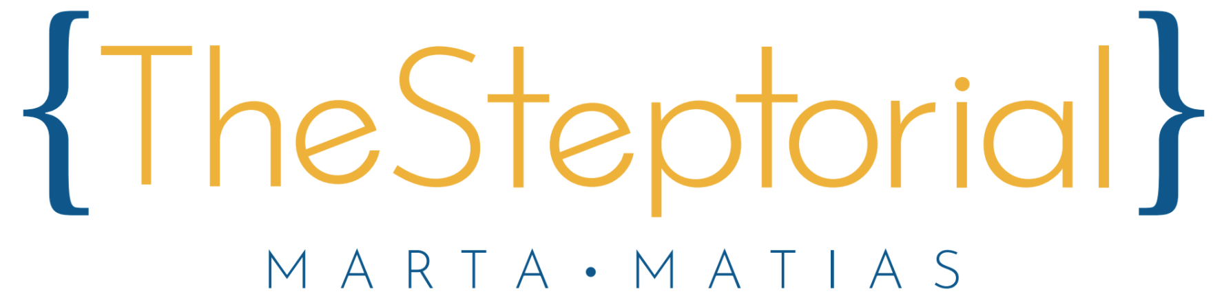 LOGO ORIGINAL THE STEPTORIAL